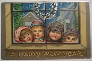 New-Year-s-Vintage-Postcards