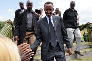 Kagame le monstre