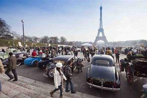 10 Paris eiffel