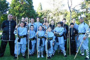 Curso: Forma Cámara 36 Shaolin - San She Liu Gun