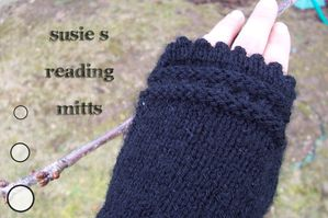 Mitaines susie's reading mitts 4