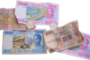 cfa franc currency