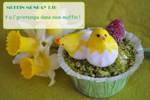 muffin monday 30 logo