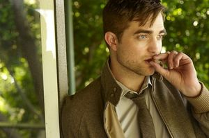 Robert Pattinson TV week photoshoot outtake 4