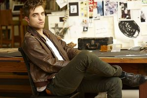 Robert Pattinson - TV Magazine Outtake 1