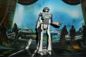 Collection n°182: janosolo kenner hasbro TX-21-Tactical-Droid