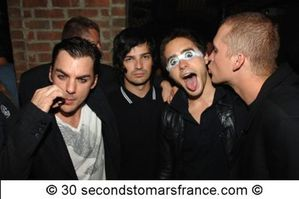 30 Seconds to mars 2005-04