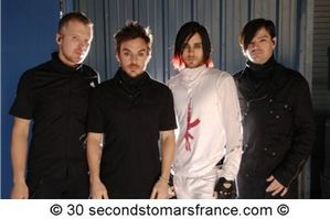 30 Seconds to mars 2006-03