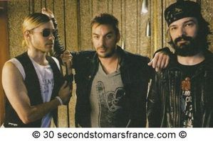 30 Seconds to mars 2009-02