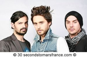 30 Seconds to mars 2010-01