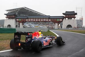 Red Bull - Mark Webber, Yeongam