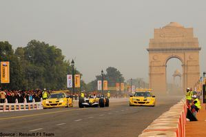 Renault - roadshow New Dehli