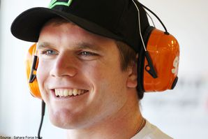 Sahara Force India - Conor Daly