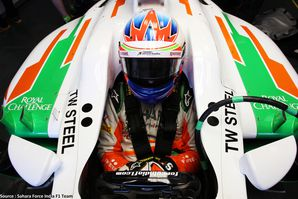 Sahara Force India - Paul di Resta, TW Steel