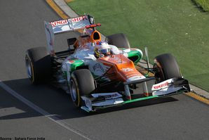 Sahara Force India - Paul di Resta