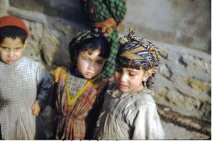 Enfants de Beni Ouaghlis
