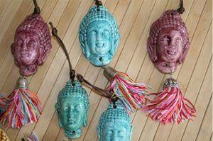 Bouddhas émaillés 2