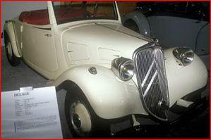 Citroën 11 1935 cabriolet