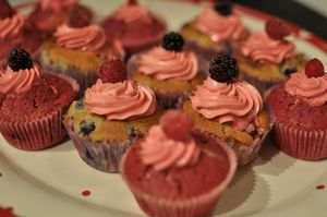 Cupcake-fruits-rouges 0035