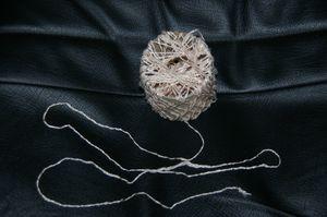 la bobine de coton
