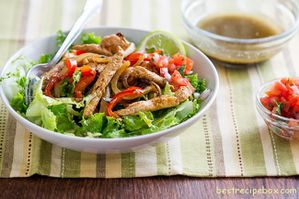 Salade mexicaine