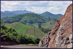 La route vers Paklay (3)
