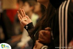 vigilia dos jovenes adoradores 1