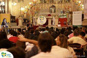 vigilia dos jovenes adoradores 4