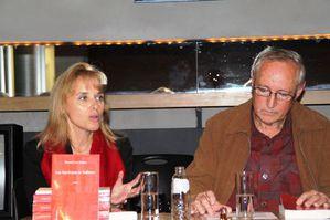 Pascale Lora Schyns et Jacques Goyens