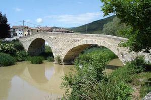 Arré, le premier pont médiéval-800