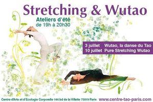 stretching&wutao