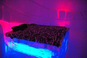 hôtel de glace 160
