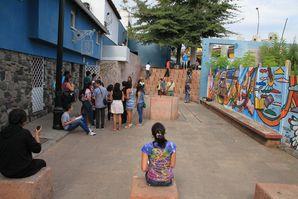 Santiago--Valparaiso 3993