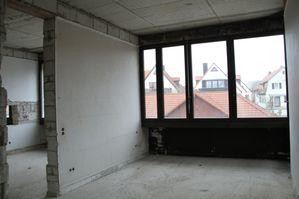 BaustelleMFS 3.4.2013 02 Umbau Hausmeisterwohnung 1