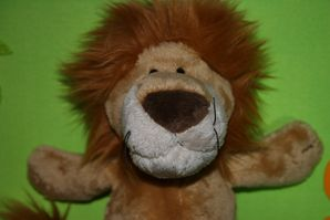 Détail Lion