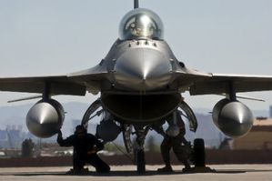 F16- photo USAF source FG