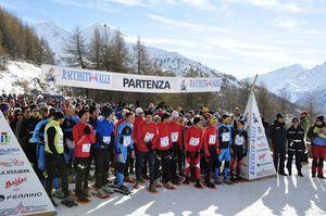 Racchettinvalle (14^ ed.). Presentata ufficialmente l'edizione 2014: un appuntamento d'obbligo per runner e sci-fondisti in un connubio sperimentato tra Turin Marathon e Sestriere