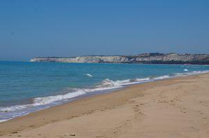 Divagazioni sulla spiaggia di Bovo Marina e alla Foce del Platani