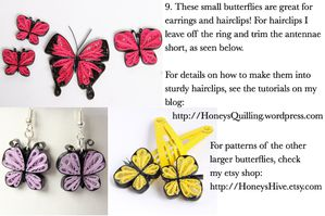 butterly-quilled