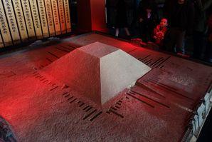 Le mausolée Han Yangling