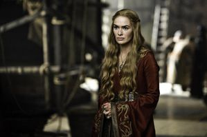 game of thrones saison 2 - Cersei-Lannister