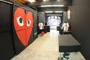 Play comme des garcons celebrity cruise