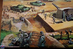 airfix Gun emplacement assault set BD-02