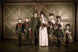 M steampunk family 1