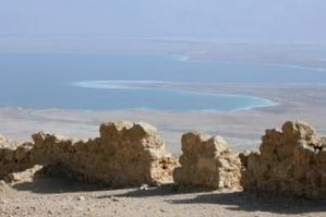 dead-sea-view-from-masada-hill-in-judea 19-120722