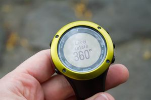 ORIENTATION NAVIGATION ROUTES SUUNTO AMBIT 2S