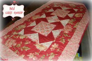 Red Table Runner1