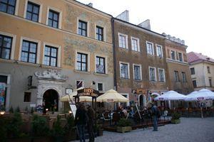 Lublin rynek place du marché pologne (32)