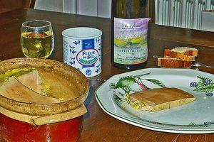 Foie gras Cécile 1