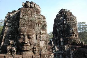 tete a Angkor Tom